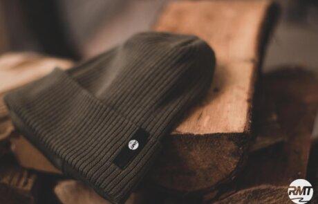 Trail-Mütze aus 100% Bio-Baumwolle