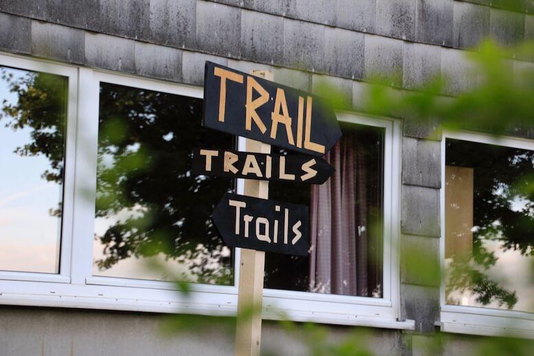 TrailHaus - Das Mountainbike-Wochenende im Bergischen (NRW)