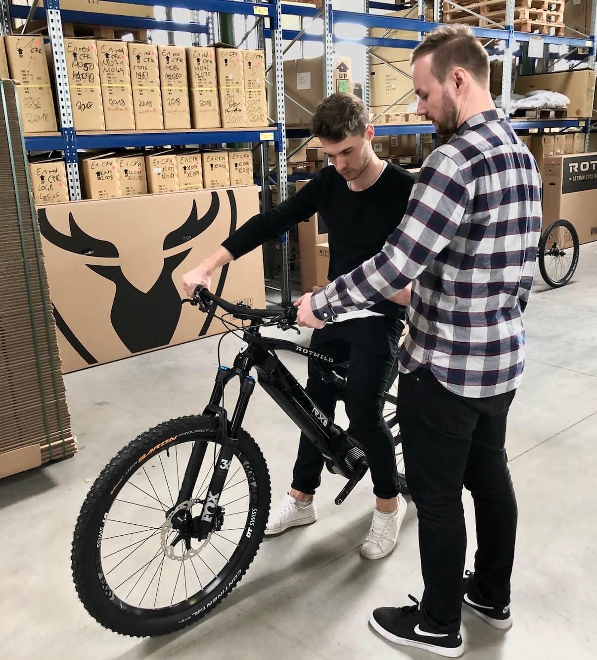 eMountainbike Fahrtechnik Kurse