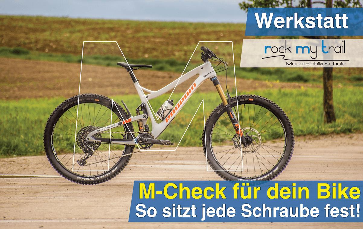 Bike Service Tipps - MTB Schrauber Tipps