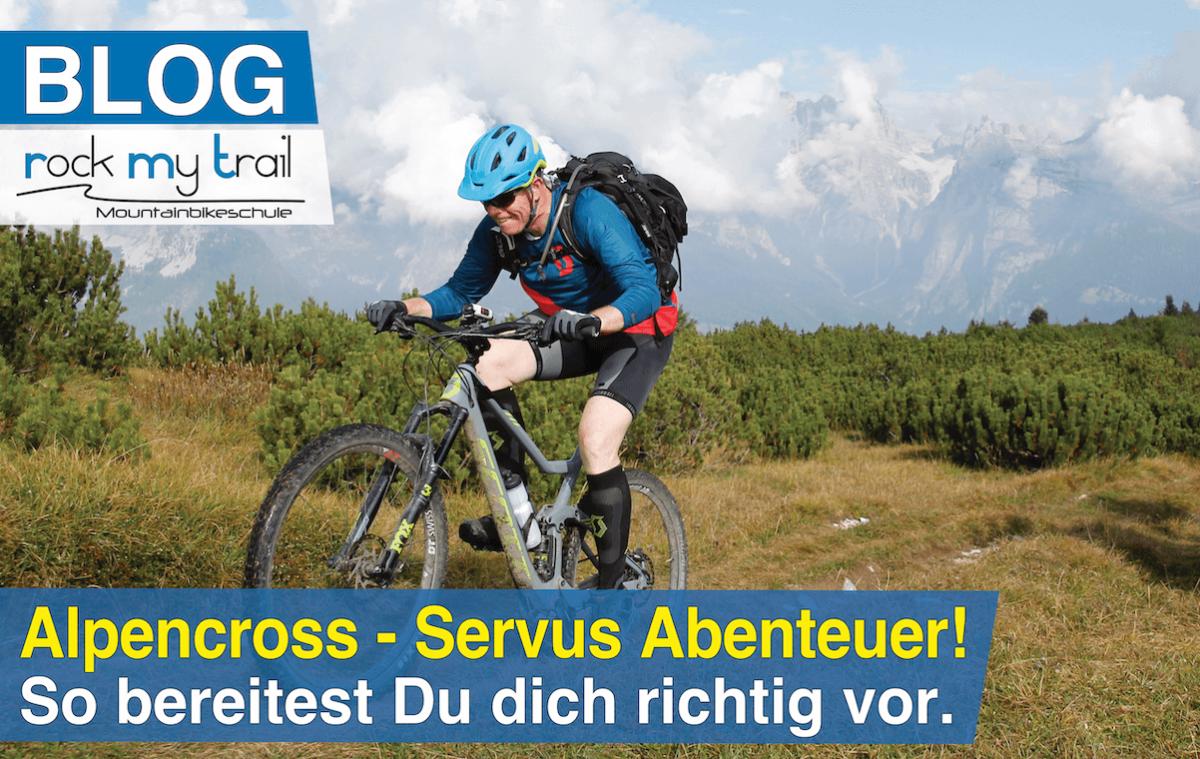AlpenCross-Trainingsplan, Strukturiertes TransAlp-Training, TransAlp-Training, TransAlp Vorbereitung, AlpenCross Vorbereitung