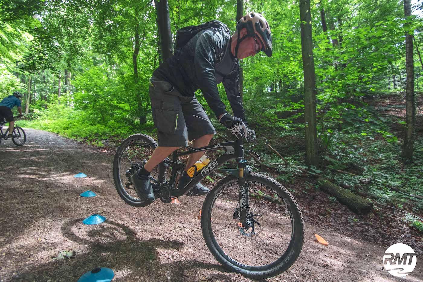 Experten Fahrtechnik Kurs Rock my Trail Bikeschule