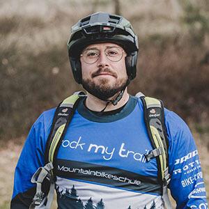 Rock my Trail Bikeschule Fahrtechnik Trainer_ Mario Merkel