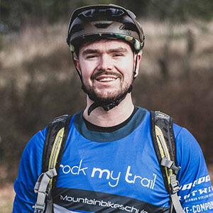 Rock my Trail Bikeschule Fahrtechnik Trainer_ Matthias Laier