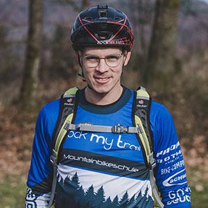 Rock my Trail Bikeschule Fahrtechnik Trainer_ Patrick Fernandez