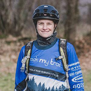 Rock my Trail Bikeschule Fahrtechnik Trainer_ Sabrina Schäfer