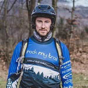 Rock my Trail Bikeschule Fahrtechnik Trainer_ Sebastian Roczen