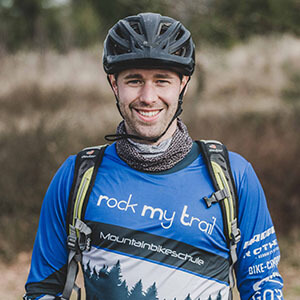 Rock my Trail Bikeschule Fahrtechnik Trainer_ Tim Ufer