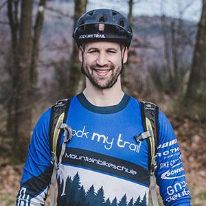 Rock my Trail Bikeschule Fahrtechnik Trainer_ Florian Vieth