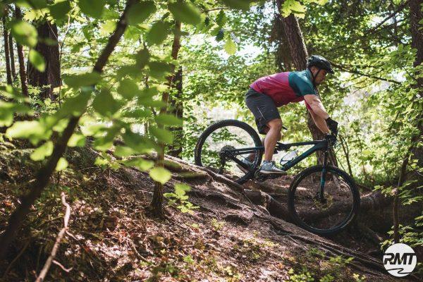 Gutschein für MTB Fortgeschritten Kurs - Rock my Trail Fahrtechnik Bikeschule