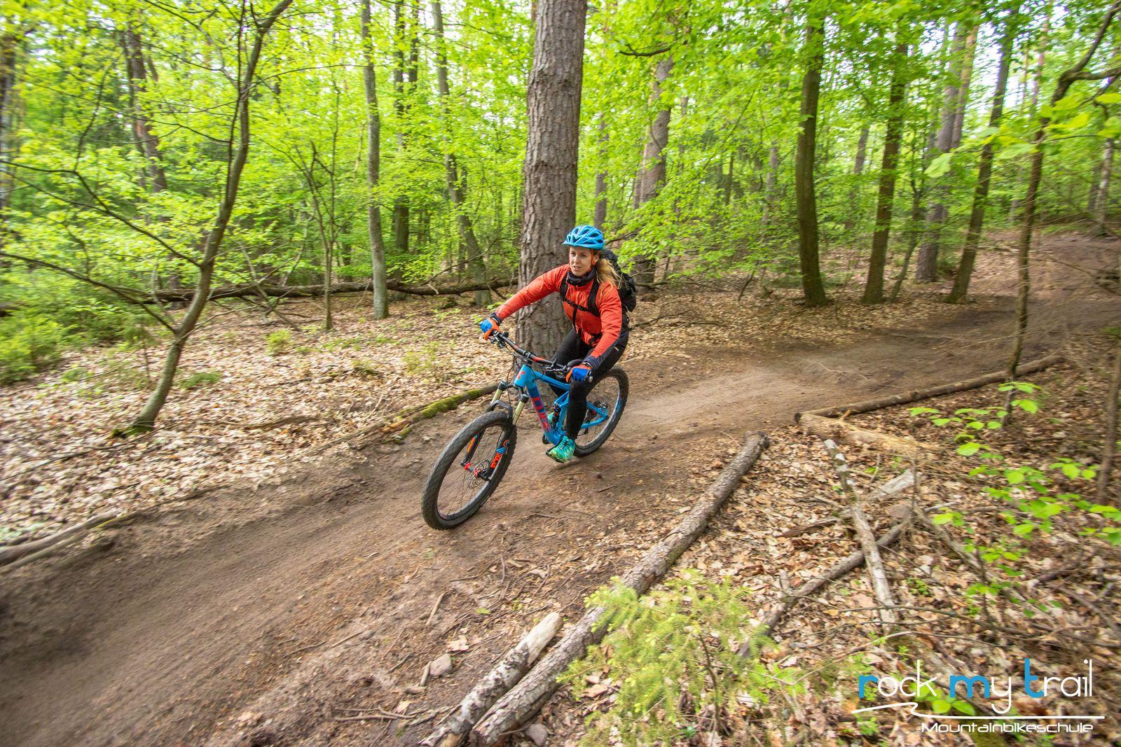 MTB Fahrtechnik Kurs Fortgeschrittene in Nürnberg - Rock my Trail Bikeschule