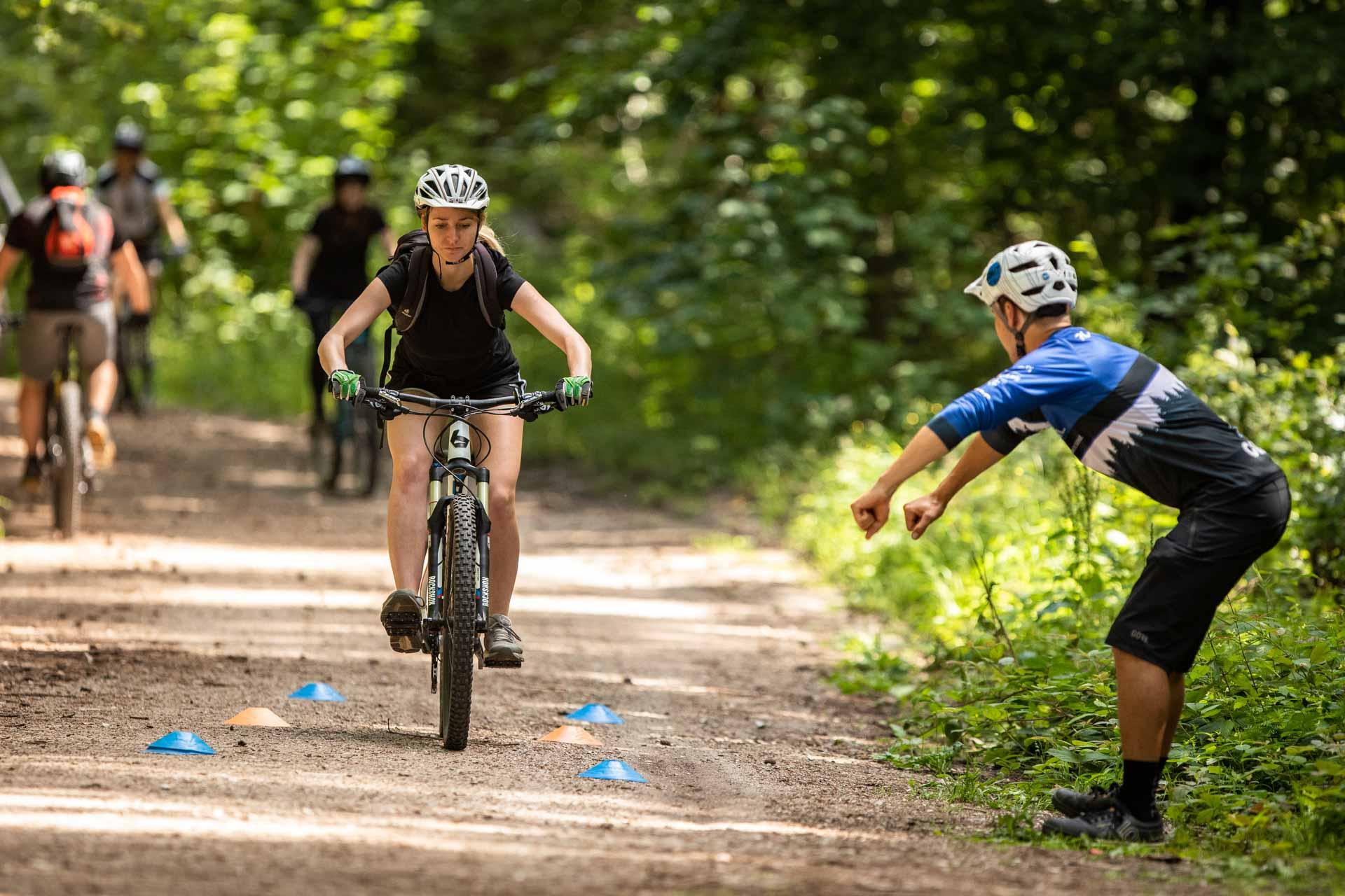 MTB Fahrtechnik Kurs für Einsteiger in Nürnberg - Mountainbike Basic - Rock my Trail Bikeschule32
