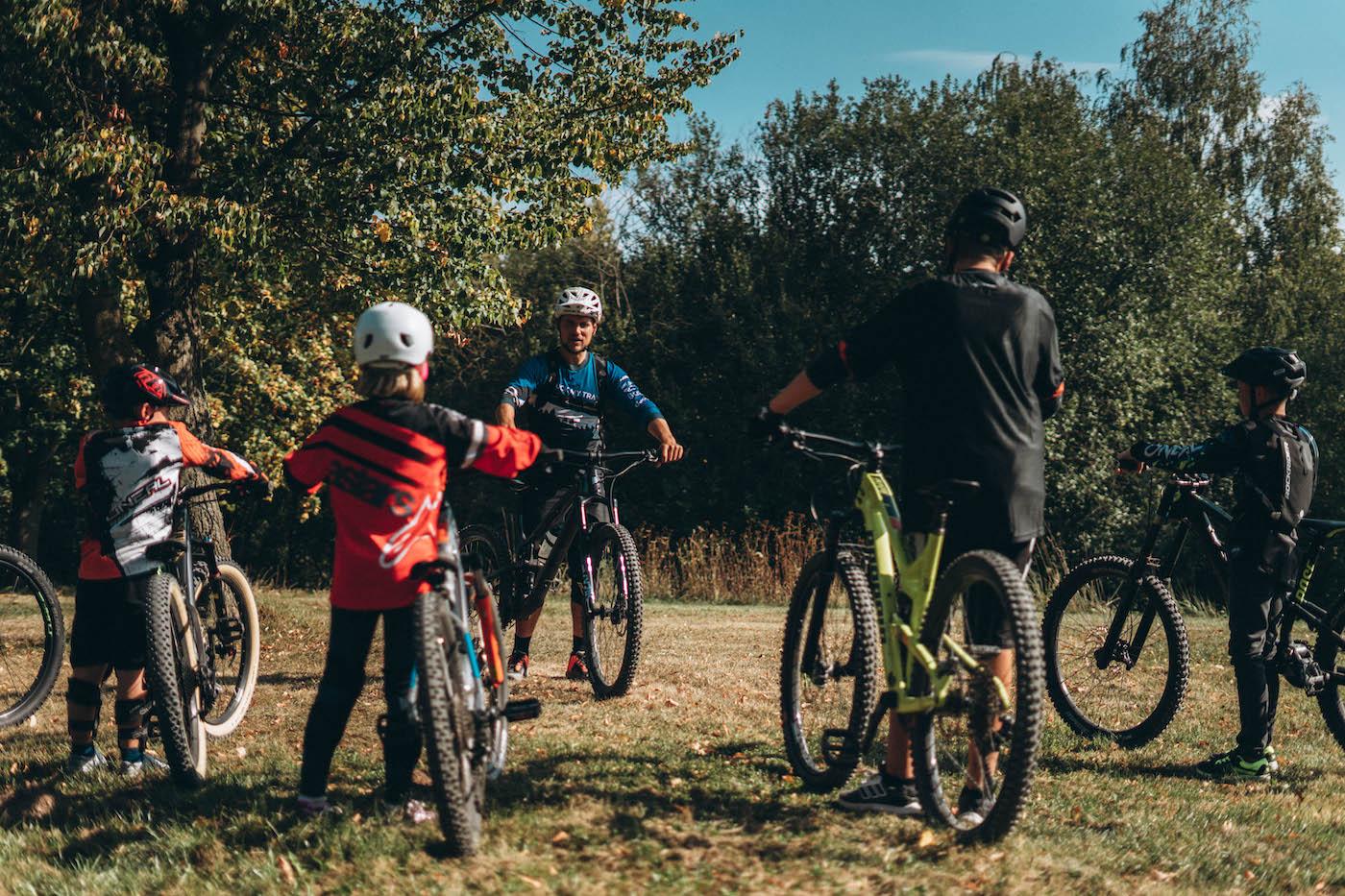 Mountainbike Kinder Kurs in Nürnberg Franken Bayern - 8-12 Jahre Kids - Rock my Trail Fahrtechnik Bikeschule -28