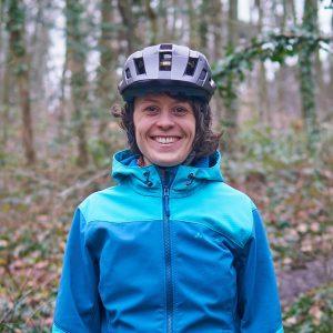 Rock my Trail Bikeschule Fahrtechnik Trainer_ Frauke Bunk