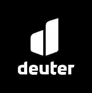 deuter Primary Logo Screen White - Rock my Trail Bikeschule