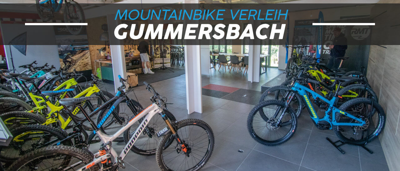 Bike Verleih Gummersbach NRW