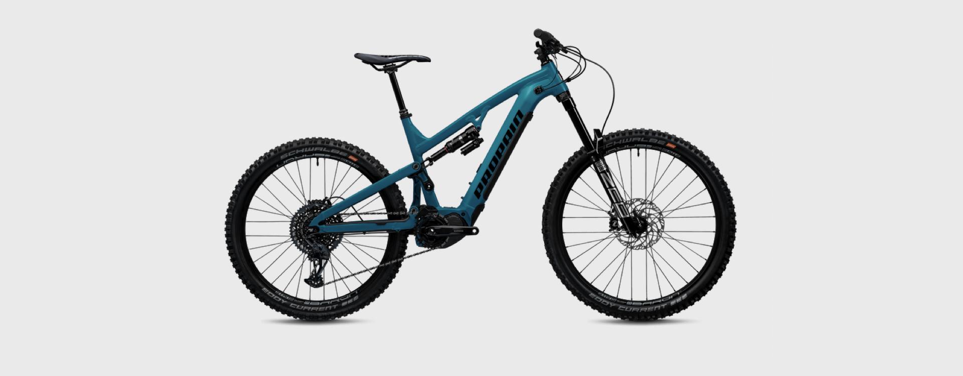 Bike Verleih Gummersbach Propain Bikes Testcenter NRW Ekano 3 - AL - M - 650B - Petrol - 1920x750