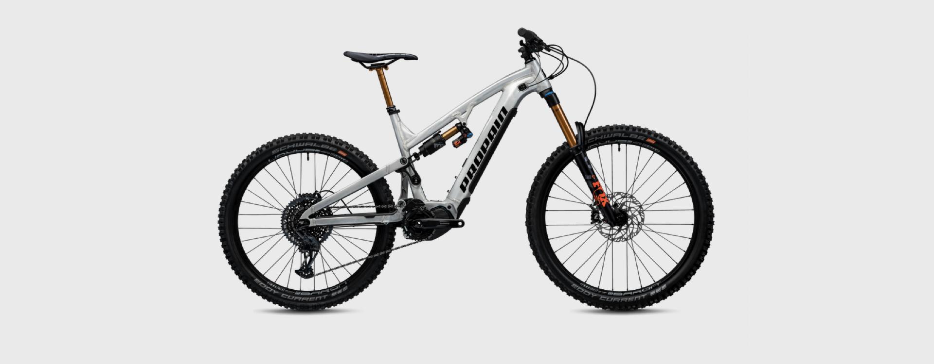 Bike Verleih Gummersbach Propain Bikes Testcenter NRW Ekano 8 - AL - L - 29 - Raw - 1920x750