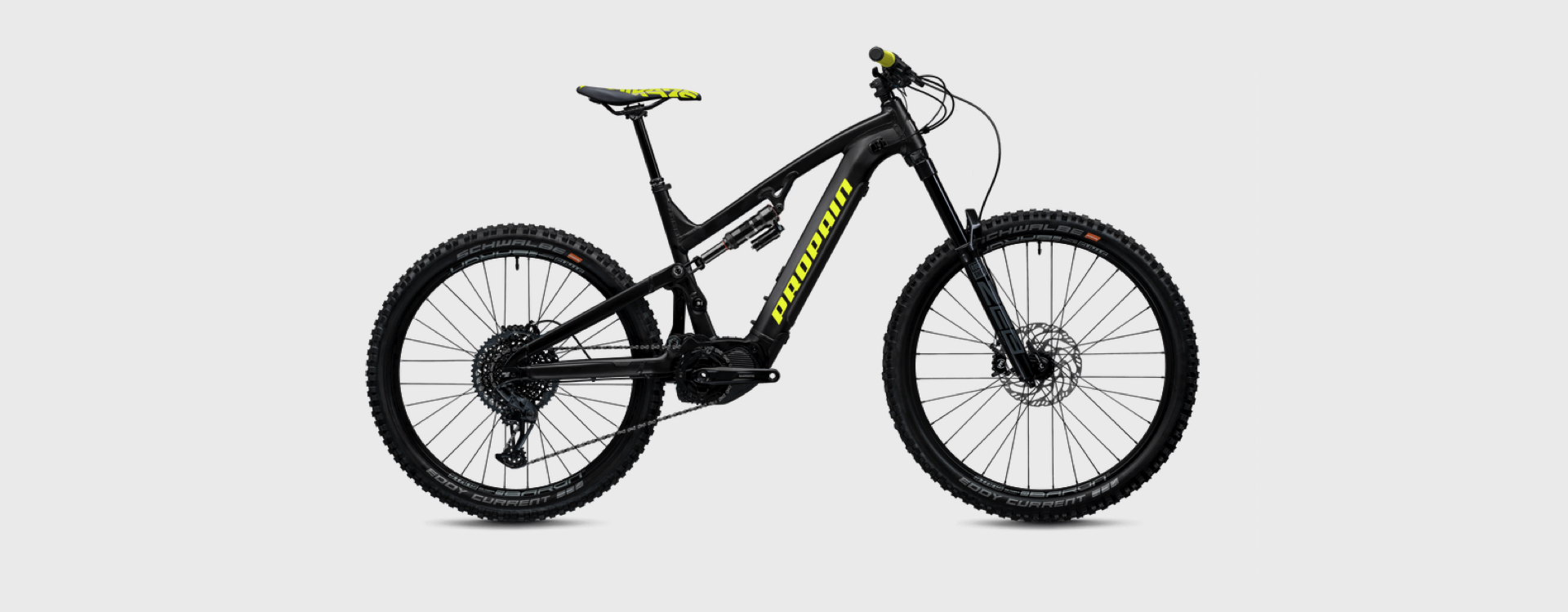 Bike Verleih Gummersbach Propain Bikes Testcenter NRW Ekano 9 - AL - L - 29 - Black - 1920x750
