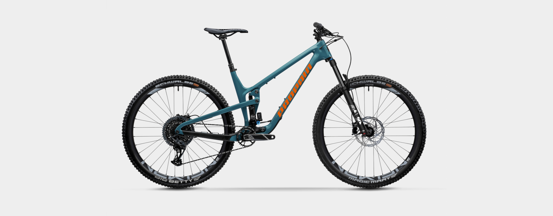 Bike Verleih Gummersbach Propain Bikes Testcenter NRW Hugene 1 - CF - S - Petrol - 1920x750px