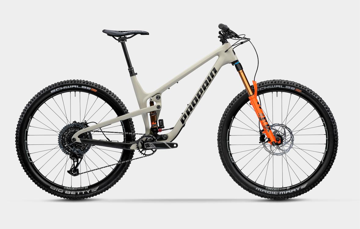 Bike Verleih Gummersbach Propain Bikes Testcenter NRW Hugene 2 - CF - M - Safari - Bild