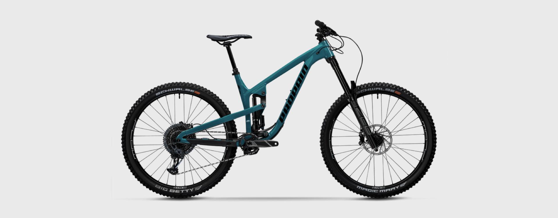 Bike Verleih Gummersbach Propain Bikes Testcenter NRW Spindrift 1 - AL - S - 650B - Petrol - 1920x750