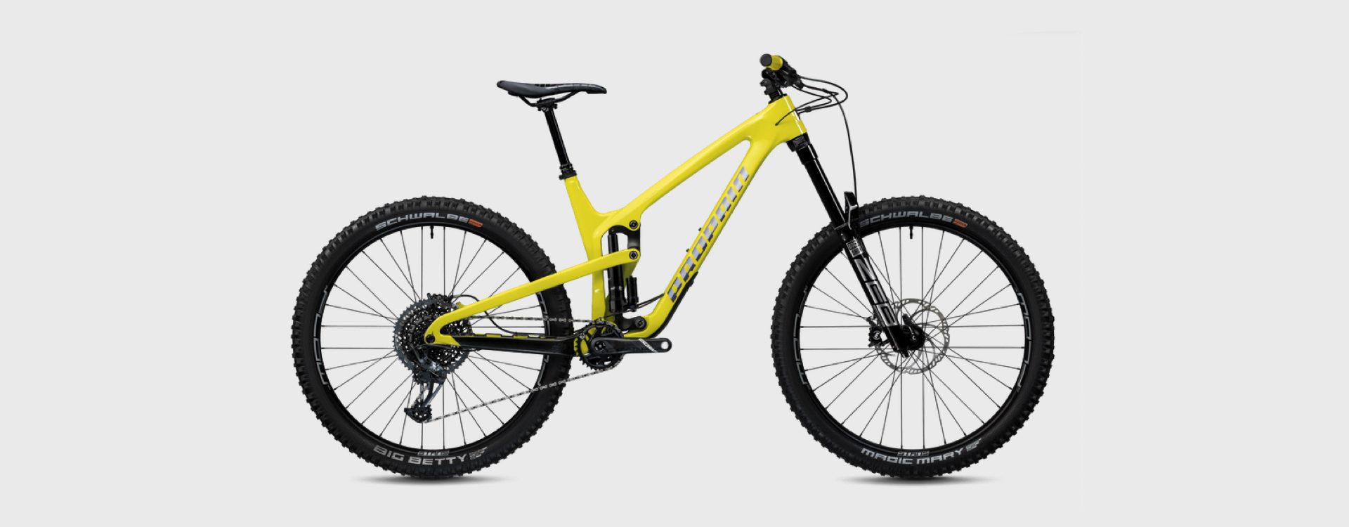 Bike Verleih Gummersbach Propain Bikes Testcenter NRW Spindrift 2 - CF - M - 29 - Lime - 1920x750