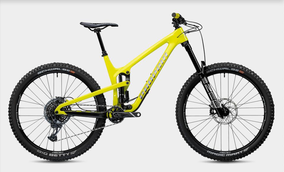Bike Verleih Gummersbach Propain Bikes Testcenter NRW Spindrift 2 - CF - M - 29 - Lime - Bild