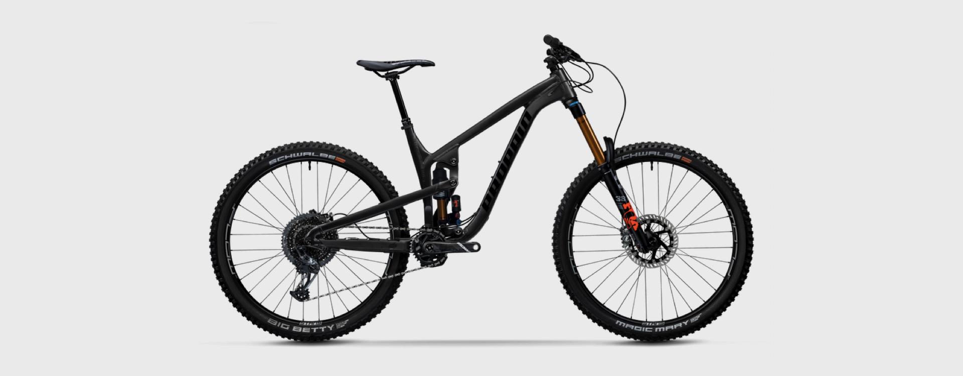 Bike Verleih Gummersbach Propain Bikes Testcenter NRW Spindrift 3 - AL - M - Mix - Black - 1920x750