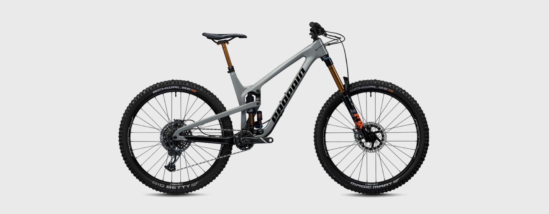 Bike Verleih Gummersbach Propain Bikes Testcenter NRW Spindrift 4 - CF - L - 29 - Moongrey - 1920x750