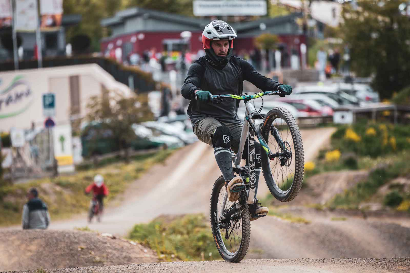 Bikepark Basics+ Fahrtechnik Kurs Samerberg - Fahrtechnik Training - Rock my Trail Bikeschule