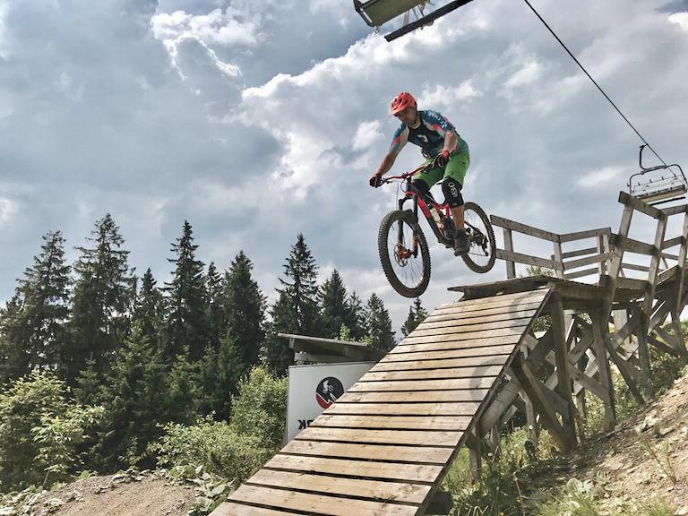 Bikepark Basics+ Fahrtechnik Kurs Samerberg - Fahrtechnik Training - Rock my Trail Bikeschule 7