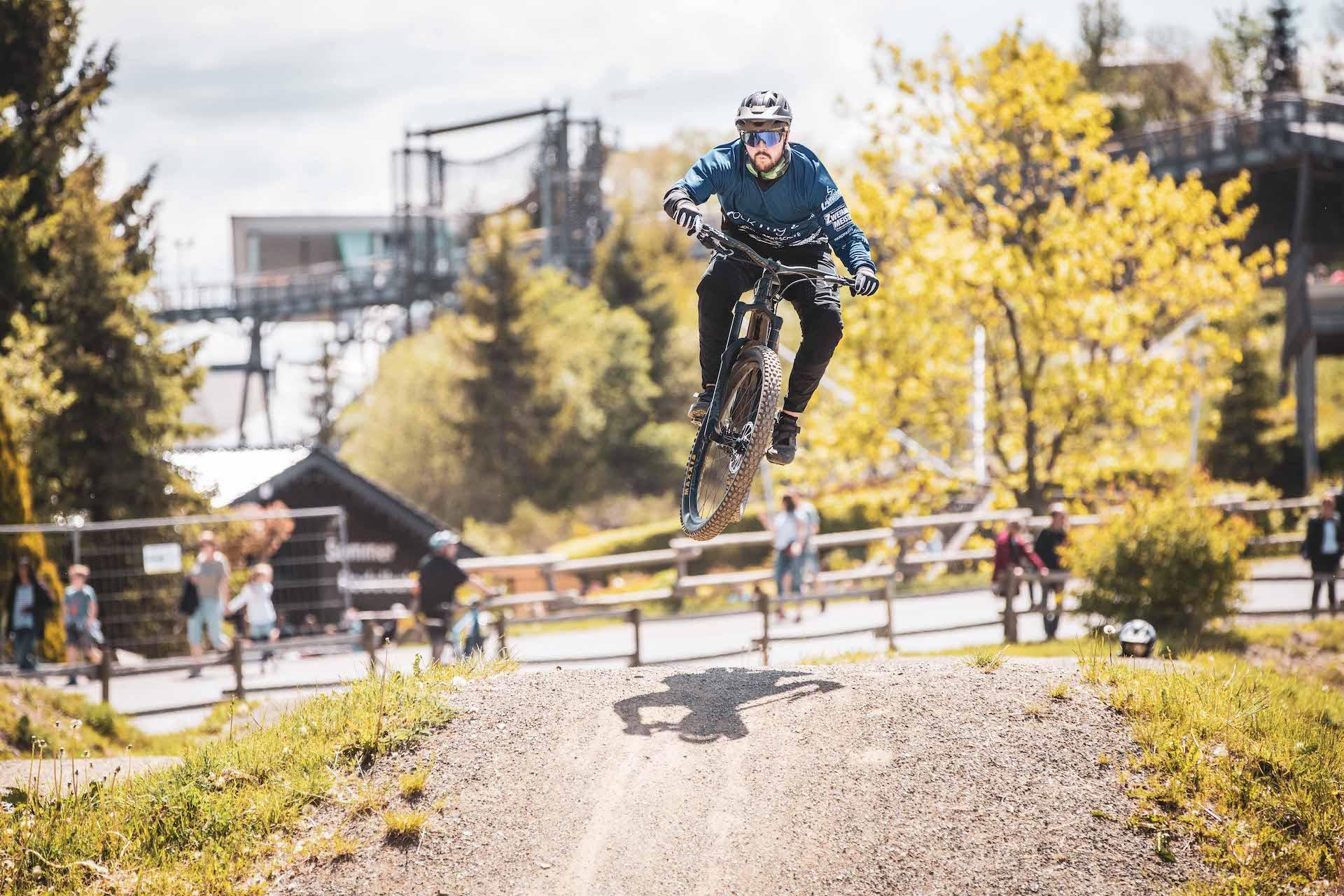 Bikepark Basics+ Fahrtechnik Kurs in Winterberg - MTB Training Rock my Trail Bikeschule