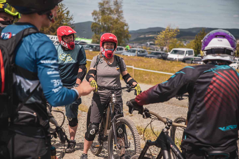 Bikepark Willingen Fahrtechnik Starter Kurs Anfänger Beginner Einsteiger Grundlagen Rock my Trail Bikeschule