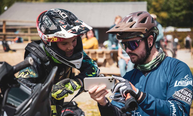 Bikepark Winterberg Kinder Kurs Fahrtechnik Basic Training 8-12 Jahre - Rock my Trail Bikeschule