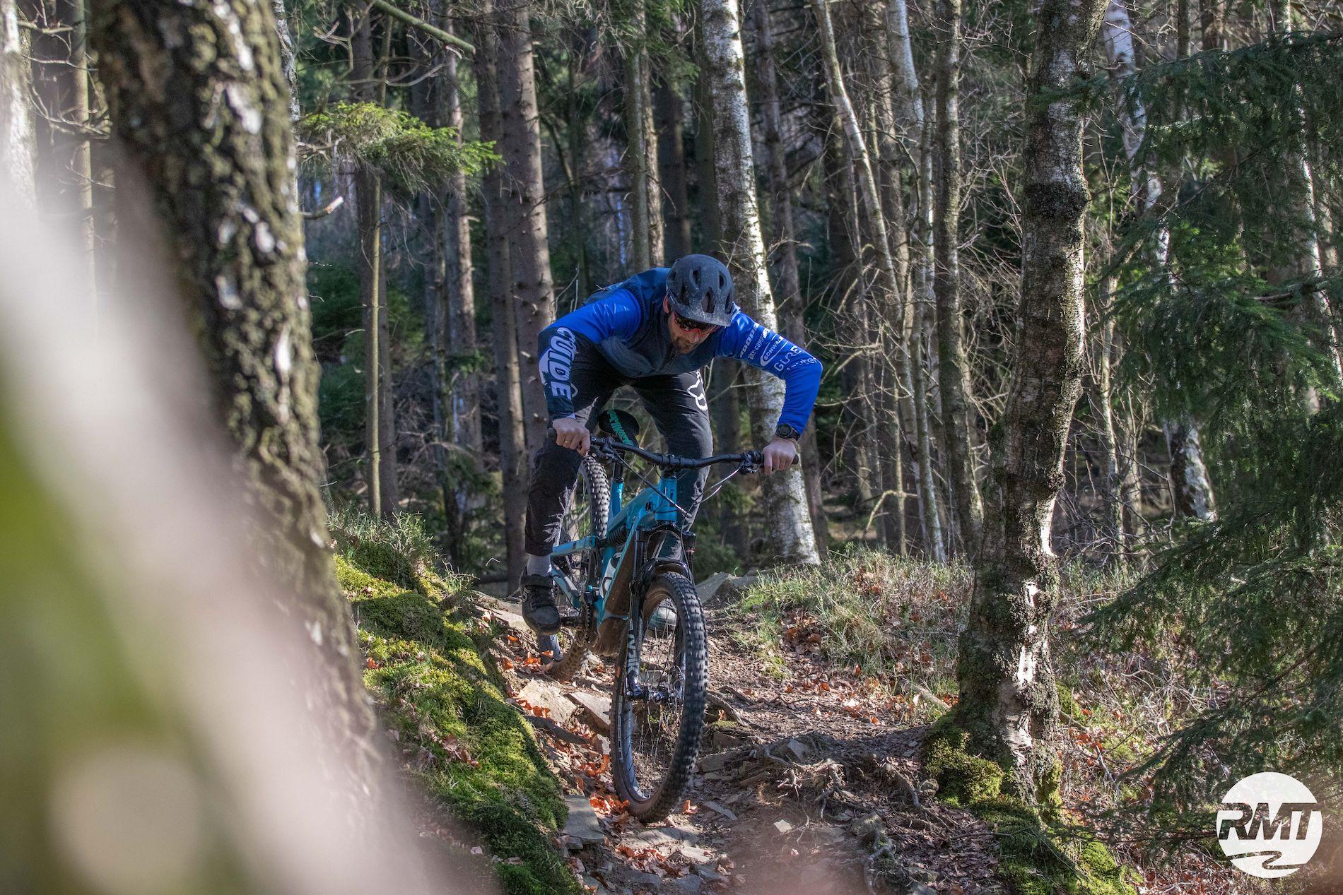 Enduro Fahrtechnik Kurs in Nürnberg - Bike Profi Training - Rock my Trail Bikeschule -1