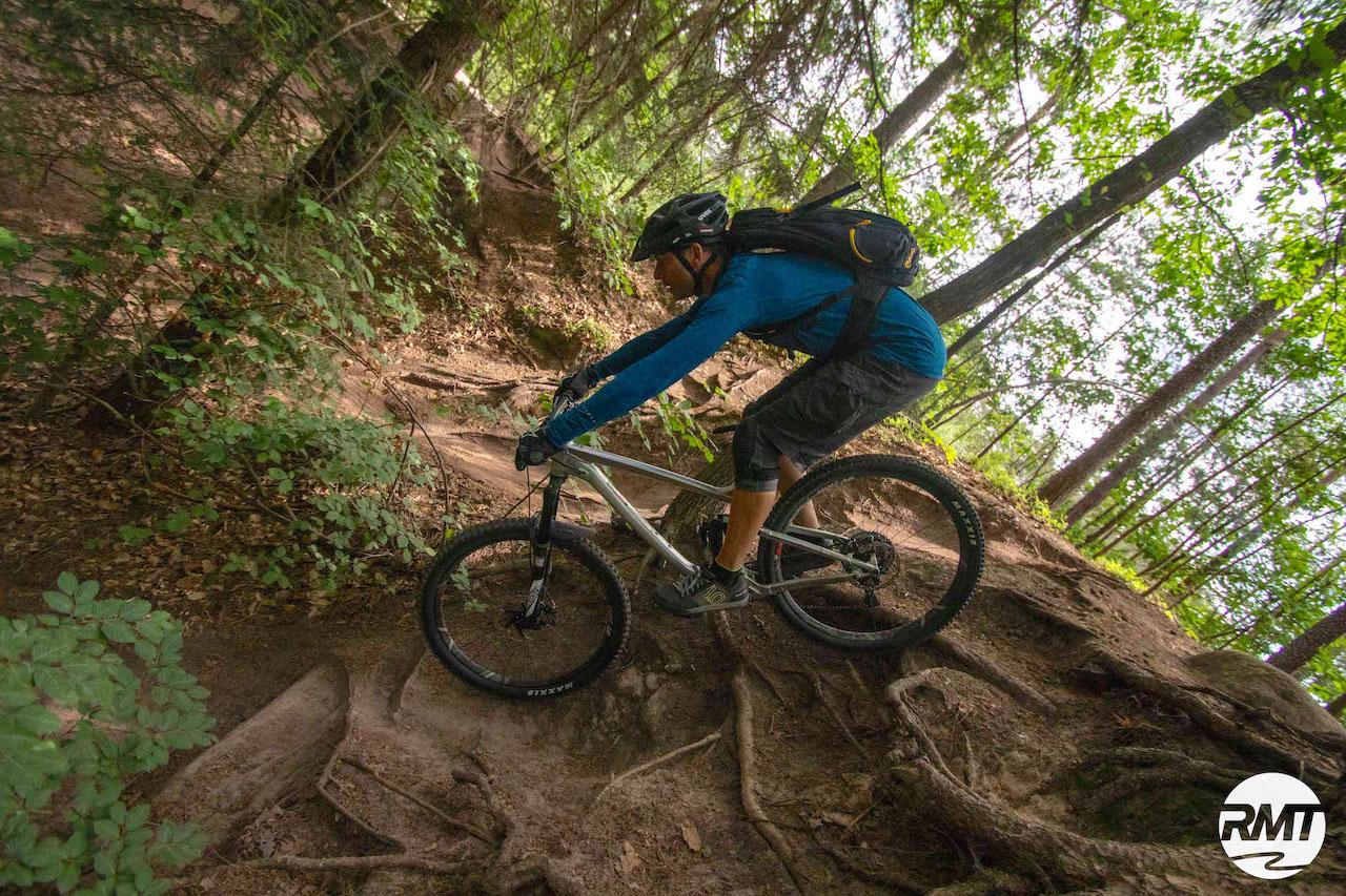 Enduro Fahrtechnik Kurs in Nürnberg - Bike Profi Training - Rock my Trail Bikeschule