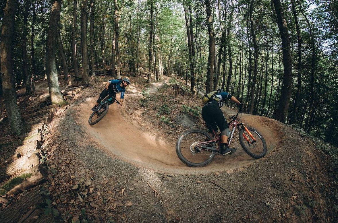 Experten Fahrtechnik Kurs in Aachen | Eschweiler - Rheinland - Rock my Trail MTB und eBike Bikeschule GmbH