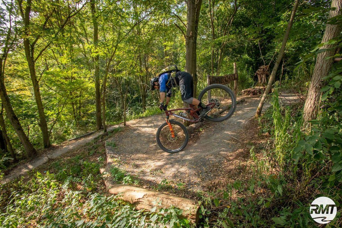 Experten Fahrtechnik Kurs in Freiburg - Rock my Trail MTB und eBike Bikeschule