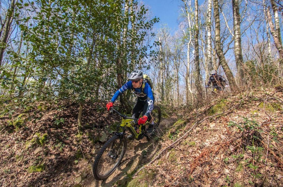 Experten Fahrtechnik Kurs in Gummersbach   Wiehl - Rock my Trail MTB und eBike Bikeschule
