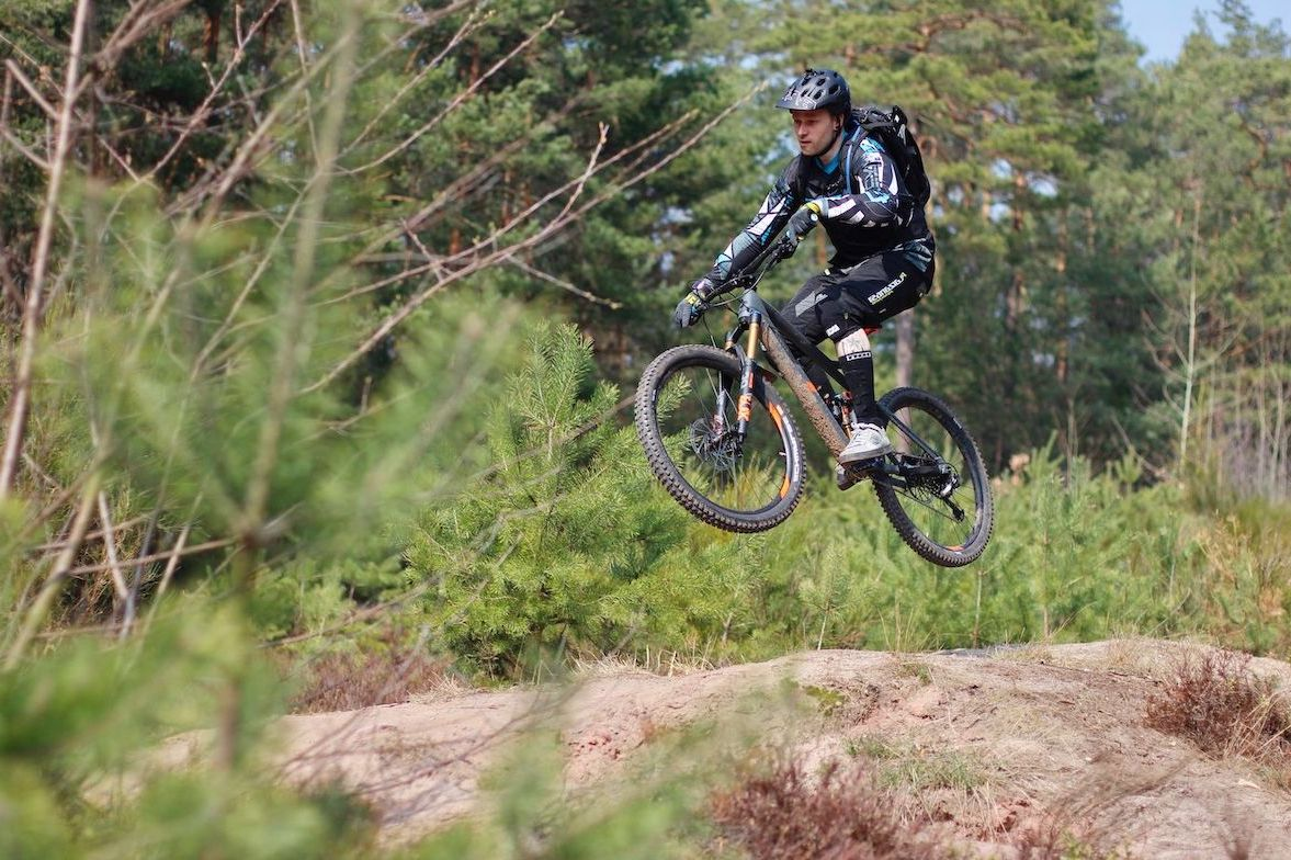 Experten Fahrtechnik Kurs in Hannover | Bad Salzdetfurth - Rock my Trail MTB und eBike Bikeschule