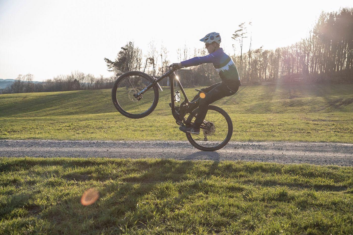 Experten Fahrtechnik Kurs in Heidelberg - Mountainbike Training - Rock my Trail 2
