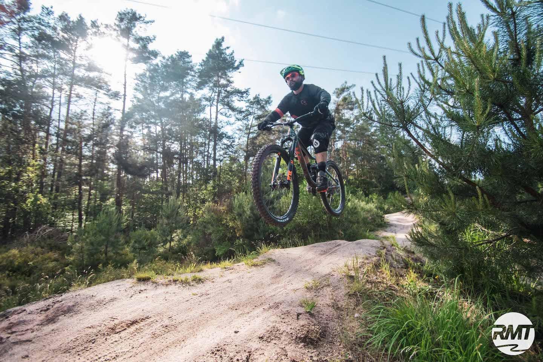 Experten Fahrtechnik Kurs in Heidelberg - Mountainbike Training - Rock my Trail