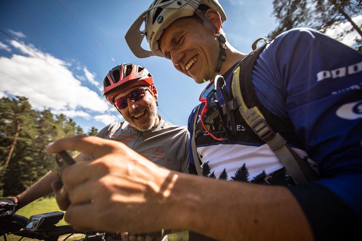 Experten Fahrtechnik Kurs in Marburg - Rock my Trail MTB und eBike Bikeschule