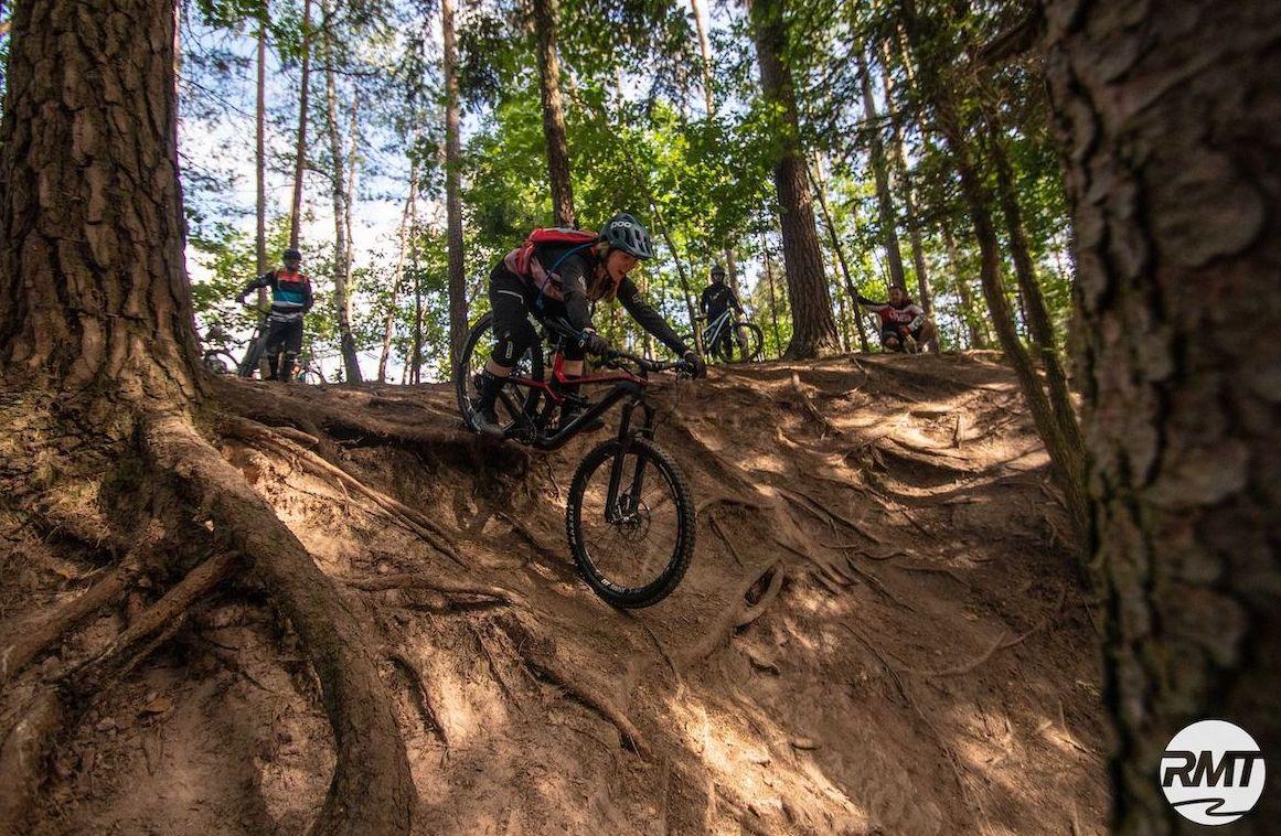 Experten Fahrtechnik Kurs in Moers - Rock my Trail MTB und eBike Bikeschule - 12