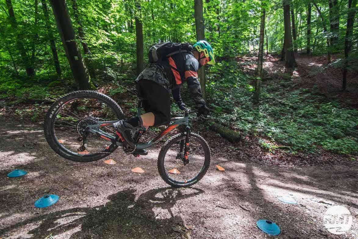 Experten Fahrtechnik Kurs in Pforzheim - Rock my Trail MTB und eBike Bikeschule