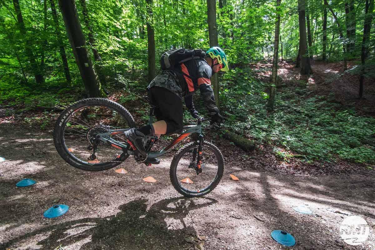 Experten Fahrtechnik Kurs in Regensburg - Bayern - Rock my Trail MTB und eBike Bikeschule