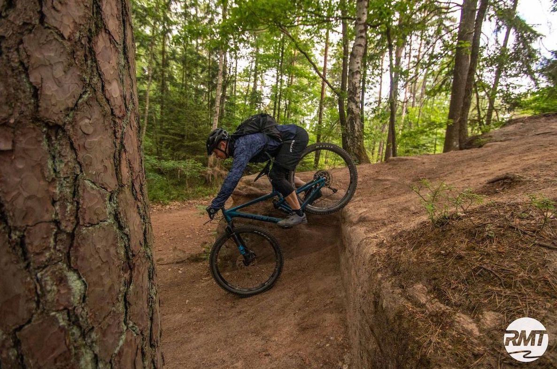 Experten Fahrtechnik Kurs in Siegen - Rock my Trail MTB und eBike Bikeschule