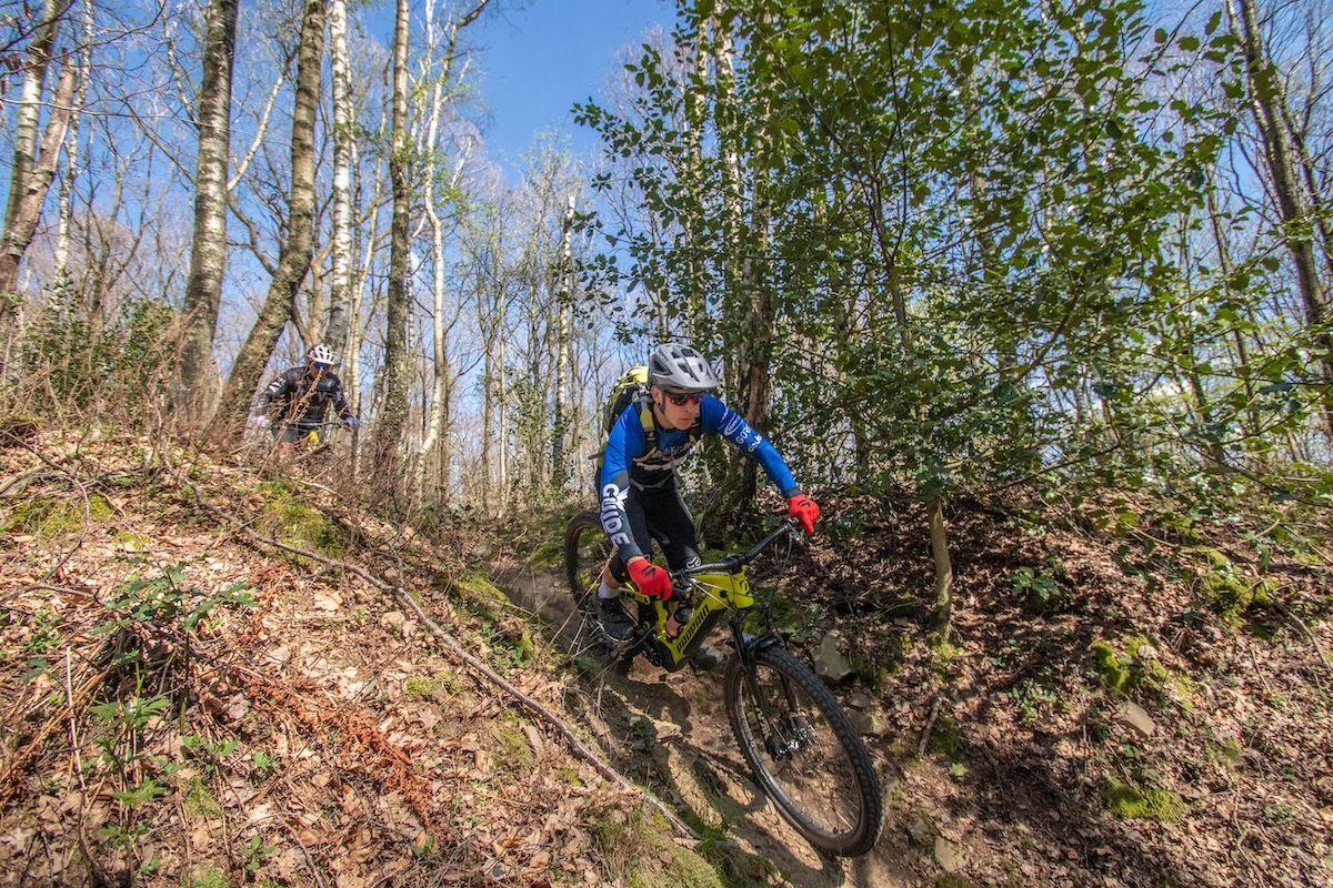 Experten Fahrtechnik Kurs in Stuttgart  Esslingen - Rock my Trail MTB und eBike Bikeschule alle Kurse in Baden Württemberg