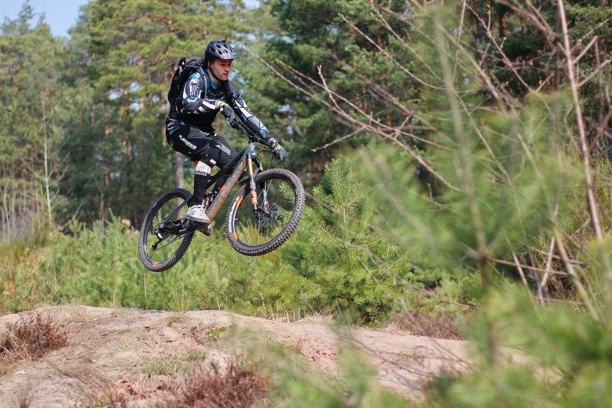 Experten Fahrtechnik Kurs in Stuttgart |Esslingen - Rock my Trail MTB und eBike Bikeschule